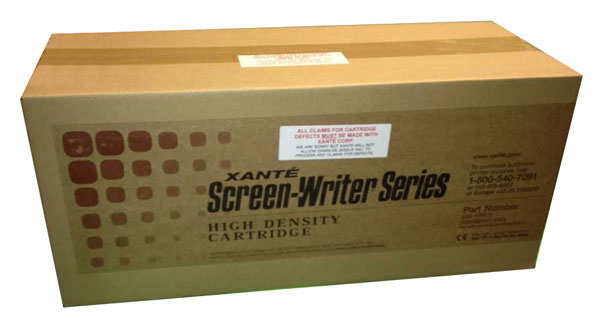 Genuine OEM Xante 200-100041 Black Toner (14000 page yield)