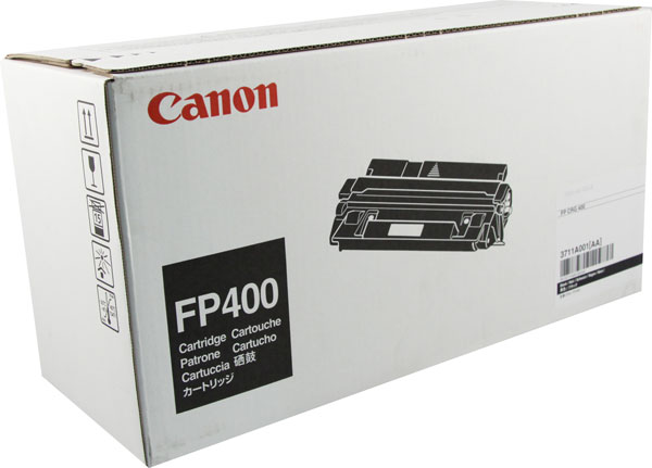 Genuine OEM Canon 3711A001AA Black Copier Toner (7000 page yield)