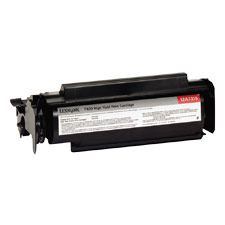 Premium Quality Black Toner Cartridge compatible with the Lexmark 12A7315