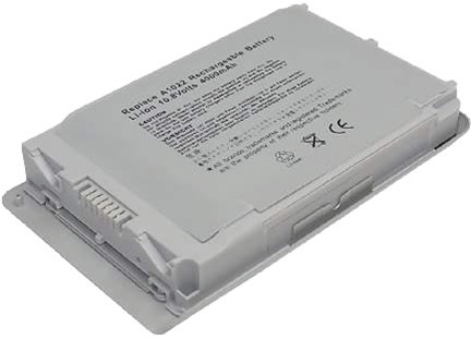 Apple PowerBook G4 12 Inch Battery (10.8V, 4400 mAh, Li-ion 6 Cells)