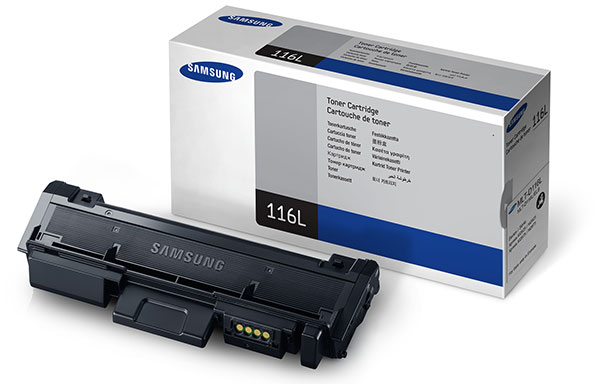 Genuine OEM SAM MLTD116L Black Imaging Drum Unit (3,000 page yield)