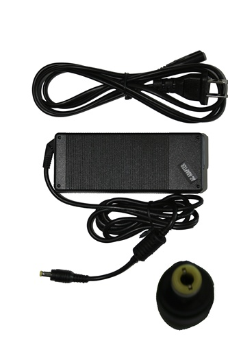 IBM/Lenovo AC Adapter 02K6699 (16 V, 4.5 Amp, 72 Watt, 5.5mm x 2.5mm Yellow Tip)