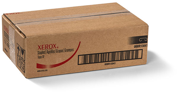 Genuine OEM Xerox 008R13041 Staple Cartridge and Waste Container for Light Production Finisher ()
