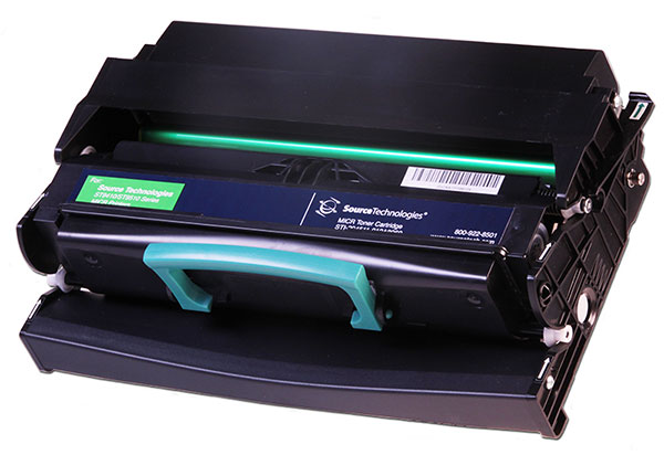 Genuine OEM Source Technologies STI204511 Black MICR Toner (4700 Page Yield)