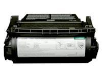 Premium Quality Black Toner Cartridge compatible with the Lexmark 12A6865