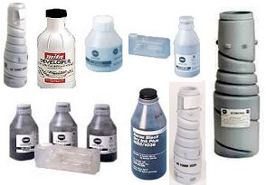 Premium Quality Black (4 pk) Copier Toner compatible with the Lanier (Type 611D) 480-0089