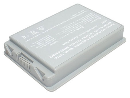 Apple PowerBook G4 15 Inch Battery (10.8V, 4400 mAh, Li-ion 6 Cells)