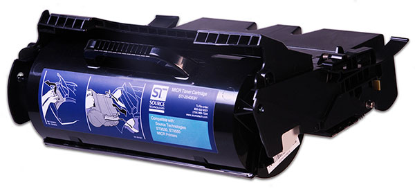 Genuine OEM Source Technologies STI204063H Black MICR Toner (15000 Page Yield)